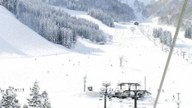 Snowy Japan
