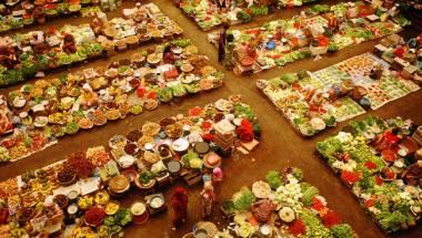 Dining in Malaysia