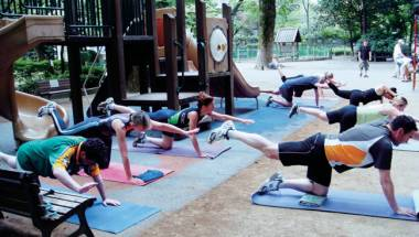 Healthy Body Boot Camps