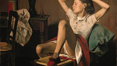 Balthus At The Met