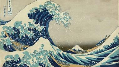 Hokusai from Boston