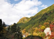 The hills of Okutama