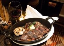 BLT Steak's 750g porterhouse (Photo by Mike Kanert)