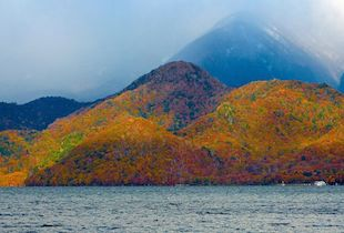 Chuzen-ji Lake in Nikko Photo by Tomoko Kamishima