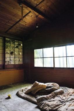 Abandoned residence in Nagano