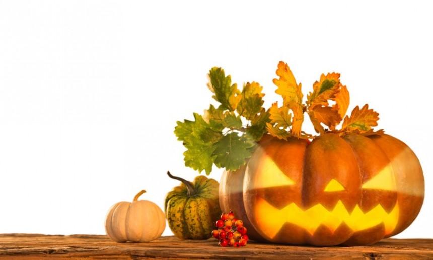 Pumpkin time! (Image via 123RF)