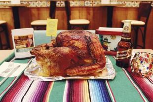 Turkey's ready!