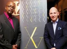 Randy Alford and Daniel Pellet of X Generation Tokyo X Generation Tokyo (