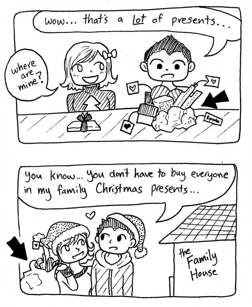 Christmas Gift-giving
