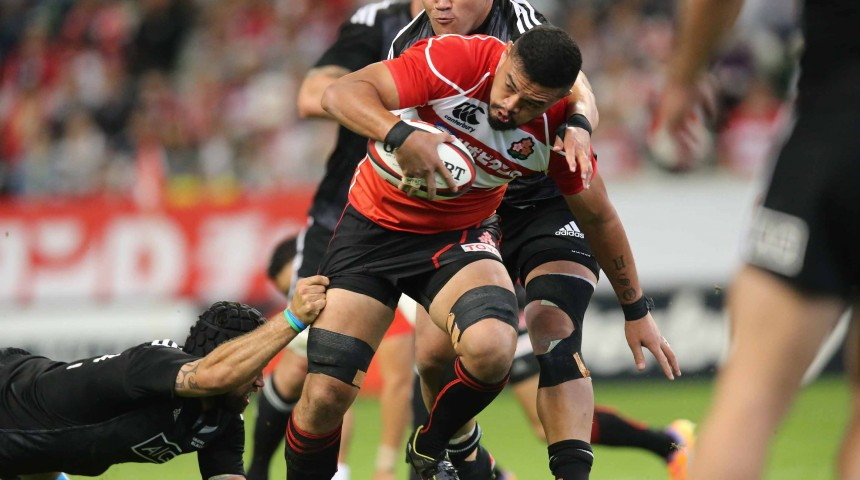 Brave Blossoms to Take On Maori All Blacks