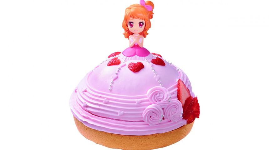Bandai Christmas Cakes