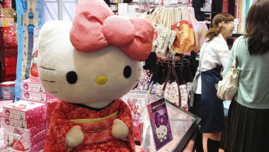 Hello Kitty Turns 40