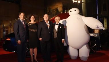Big Hero 6 at the Tokyo International Film Festival