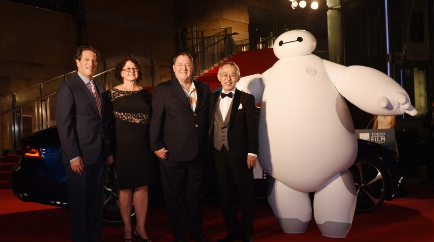 Big Hero 6 at the Tokyo International Film Festival