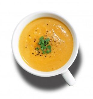 Ginger Carrot Potage