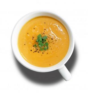 Ginger Carrot Potage