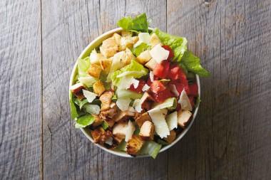 Crisp Salad Works