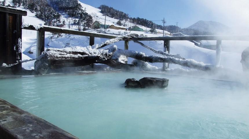 The healing waters of Nisshinkan