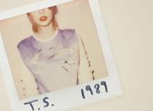 Taylor Swift parties like it's 1989