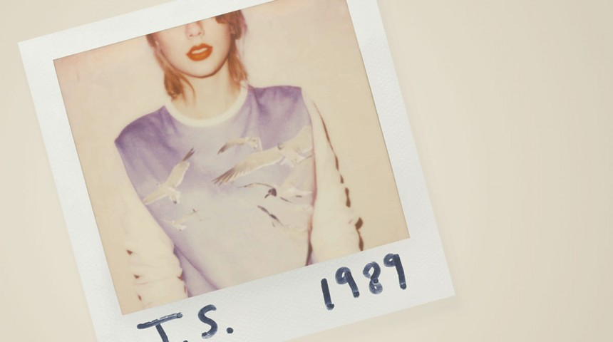 Taylor Swift loves the '80s