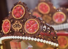Finally—edible chocolate tiaras