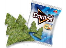 Corn soup-flavored Christmas trees