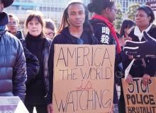 Eyes on Ferguson