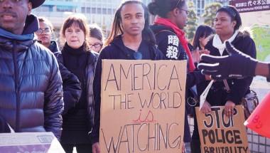 Tokyo for Ferguson
