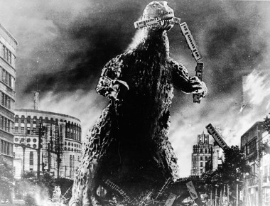 Godzilla, King of the Monsters! (1956) Toho/Embassy Pictures/Getty Images