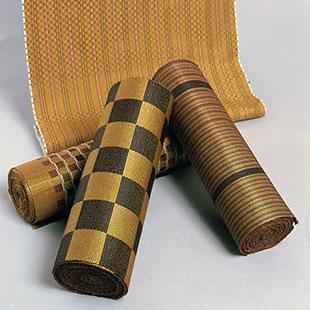 Silk Fabric from Hachijo Island