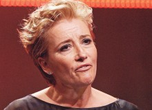 Emma Thompson delivers speech