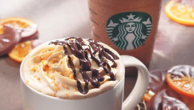 Starbucks goes Citrus