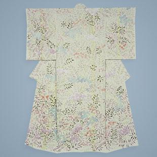 Hand-painted Kimono