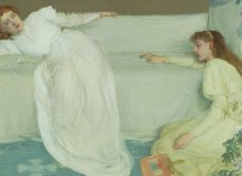 Symphony in white, No.3, 1865-67
