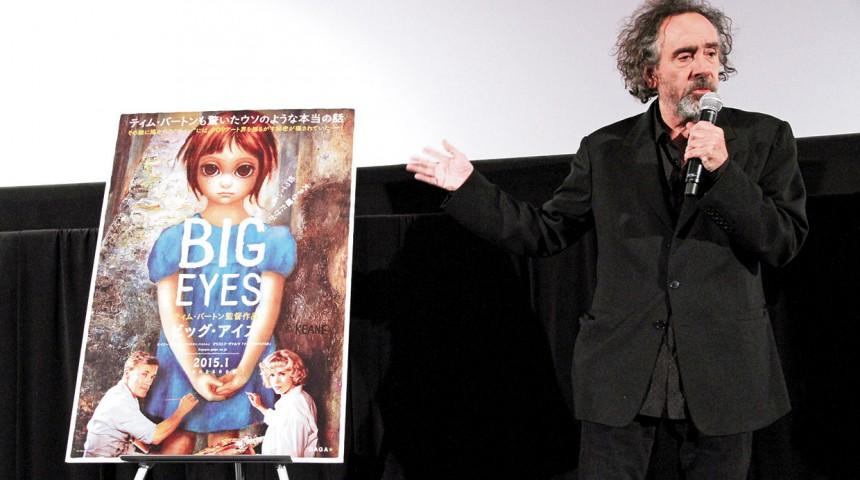 Tim Burton's Big Eyes