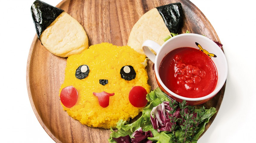 Pokemon Café