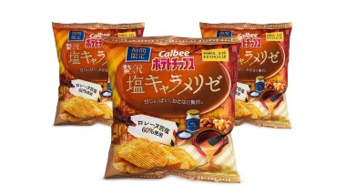 Calbee's Chips gets Creative