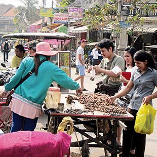 Vietnam's vendors