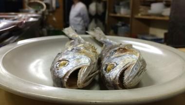 Scary Izakaya Fish