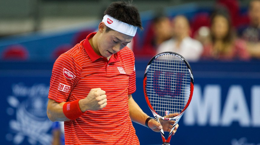 The Reinvention of Kei Nishikori