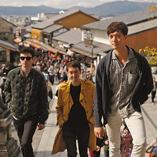 Left to right: Julian Harmon, Jon Chu, and Chris Chu