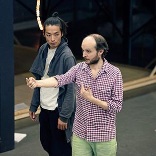 Cherkaoui directs cast