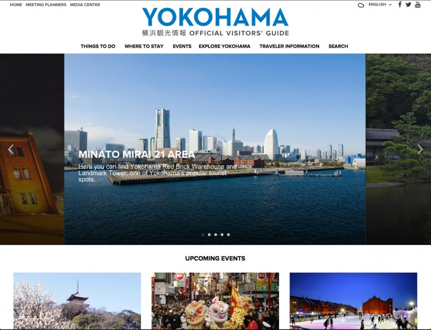 A New Face for Beautiful Yokohama