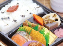 """Excuse me, there's something in my bento."""