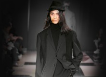 The Yohji Yamamoto collection