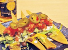 Loco nachos