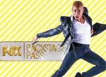 Fox Backstage Pass: Travis Payne