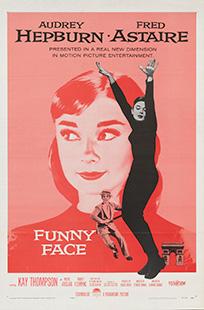 Poster for <em>Funny Face</em>