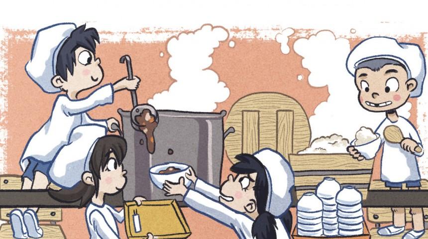 The Unexpected Joys of Kyushoku