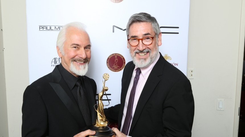 Rick Baker Wins Lifetime Achievement Award